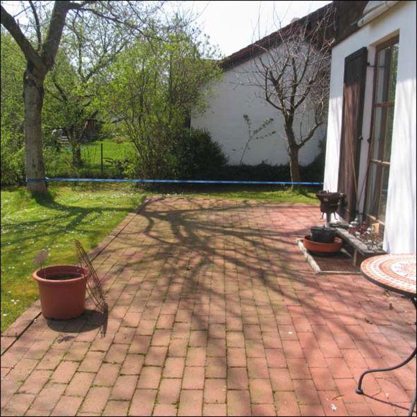 Terrasse und Dachterrasse - Berger ImmobilienBewertung
